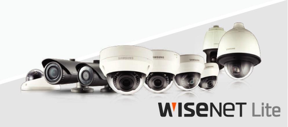 WiseNet Cámaras 001