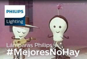Campaña Philips #MejoresNoHay