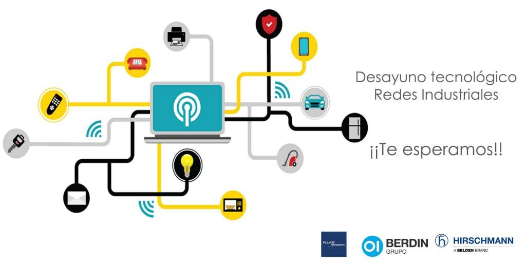 Desayuno tecnológico sobre Redes Industriales