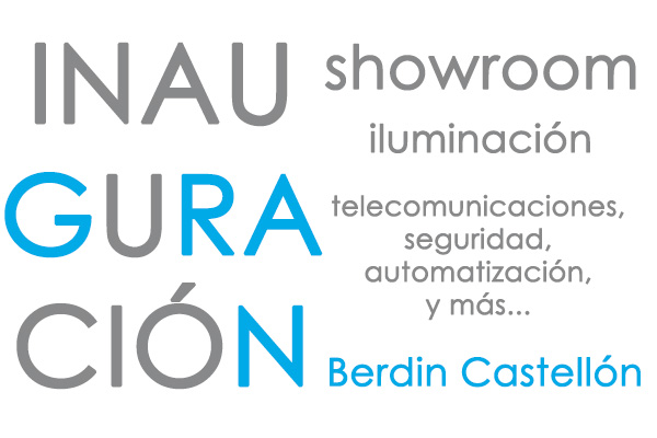 Inauguración Showroom Castellón