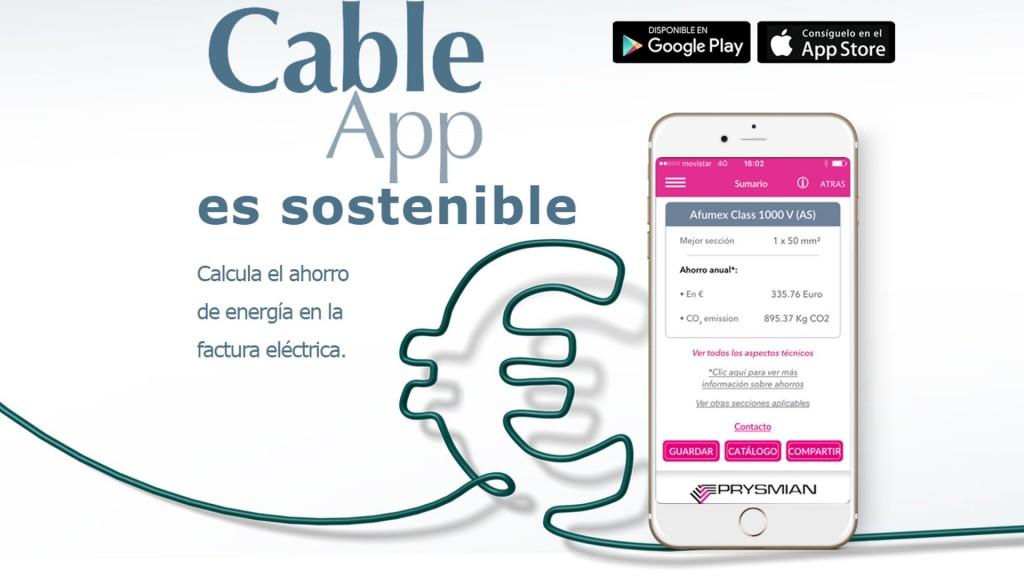 CableApp, la aplicación del cable