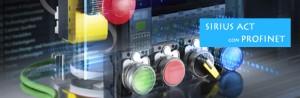Sirius Act con Profinet - Siemens