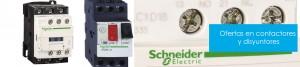 Promoción contactores y disyuntores Schneider