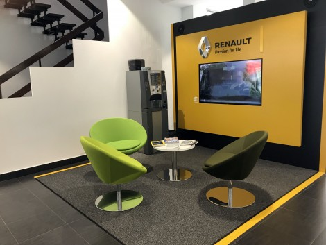 Concesionario Autoberri (Renault Arrasate)